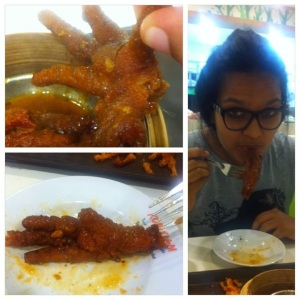 Chicken Feet!!!