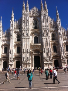 And again, the magnificent Duomo!